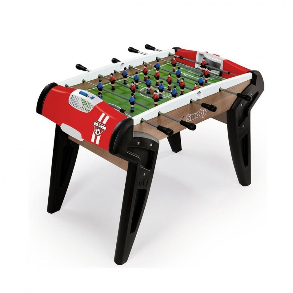 Настольная игра «Smoby» (620302) полупрофессиональный футбольный стол N°1 Evolution