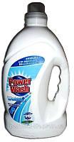 Гель для стирки Power Wash для белого 4л