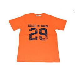 Яркие детские футболки