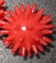 Мячик массажер d 4,5 см, фото 3