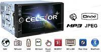 Мультимедийный центр Celsior CST-6505G 2DIN с функцией GPS и  Bluetooth