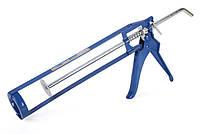 """Пистолет для выдавливания силикона, """"скелет"""" Miol 09-150"""