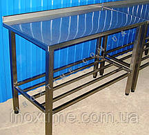 Стол производственный из нержавеющей стали