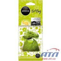 Ароматизатор Aroma Car Fresh Bag Лимон 20г (924930)