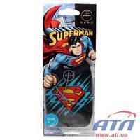 Ароматизатор Aroma Car Superman, новая машина (927702)