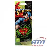 Ароматизатор Aroma Car Superman Лимон (927719)