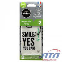 Ароматизатор Aroma Car Get Inspired, сочный аромат (927276)