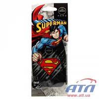 Ароматизатор Aroma Car Superman Black (927689)
