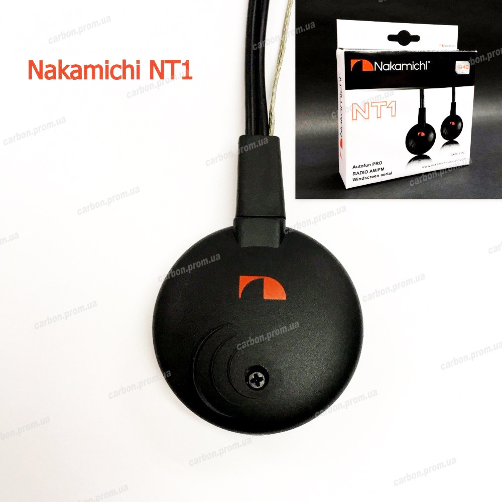 Активная внутрисалонная антенна Nakamichi NT1 Autofunline