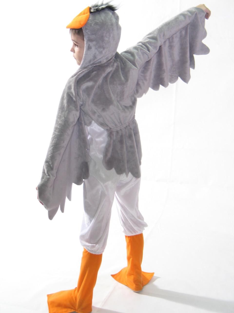 Продажа детского карнавального костюма - Гусь