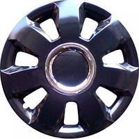 Колпаки Jestic R14 Ares Ring Black