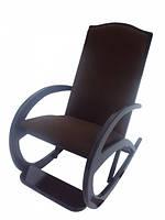 Кресло-качалка из массива дерева Восторг