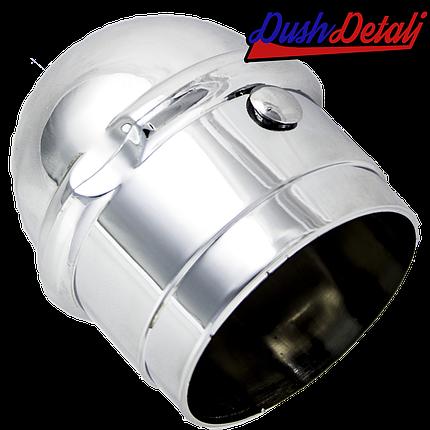 Ручка для смесителя душевой кабины конус, под шлицы ( РД7504 ) пластик, фото 2