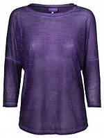 Женская футболка цвета сливы Rella 1 T-shirt от Peppercorn в размере S