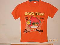 Футболка Angry Birds для мальчика