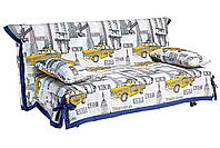 Диван - кровать СМС / SMS 1.7 см, ткань Лонета Times Square