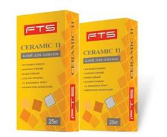 Клей FTS CERAMIC 11 для плитки 25 кг