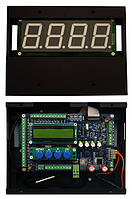 BR3-QSD - контроллер управления автомобильной мойкой самообслуживания
