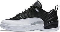 Баскетбольные кроссовки Nike Air Jordan 12 Playoff Black/White