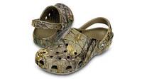 Кроксы мужские Crocs Classic Realtree Xtra Mens Clog размер M13 46 Оригинал