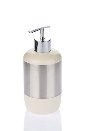 Дозатор для жидкого мыла Lima 450 мл (белый), Prima Nova, E17-01, фото 2