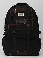 Чоловічий повсякденний міський рюкзак / Мужской брезентовый городской рюкзак Gold Be / GoldBe