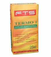 Клей FTS TERMO 1 для пінопласту 25 кг