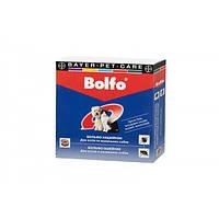 Bayer Bolfo ошейник от блох и клещей для кошек и котов.