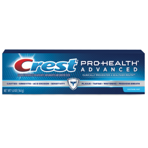 Зубная паста Crest Pro-Health Advanced - Crest Whitestrips Official Ukraine в Киеве