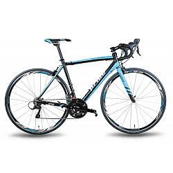 Велосипед 28'' PRIDE ROCKET SORA черно-синий 2016