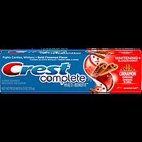 Зубная паста Crest Complete Whitening + Cinnamon