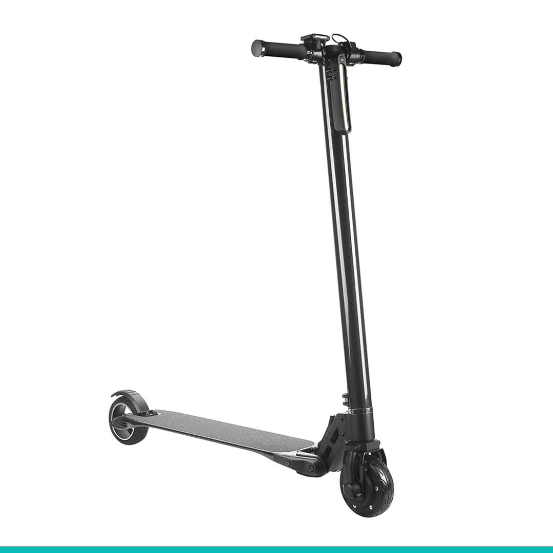 Электросамокат Iconbit Smart Carbon Scooter