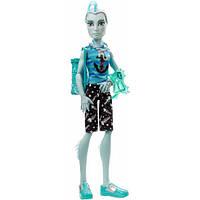 """Monster High Shriekwrecked Shriek Mates Fashion Doll-Gillington """"Gil"""" Webber Гил Веббер Кораблекрушение"""