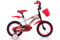"""Велосипед двухколёсный Azimut Hunter 14"""" дюймов"""