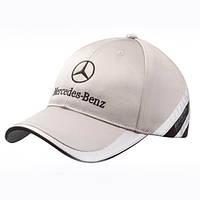 Бейсболка Mercedes-Benz Baseball Cap DTM Silver 2015 (B67995187)