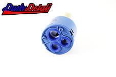 Картридж-джойстик для смешивания холодной и горячей воды  диаметром 40 мм. , фото 3
