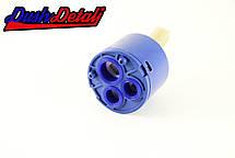 Картридж-джойстик для смешивания холодной и горячей воды  диаметром 40 мм. , фото 2