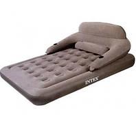 Диван-кровать с электронасосом Intex 68916