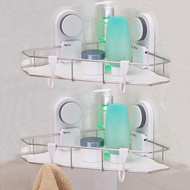 Полочки и шкафчики для ванной