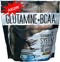 Глютамин Power Pro Glutamine + ВСАА