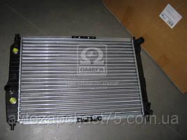 Радиатор охлаждения Chevrolet Aveo  АКПП производство Tempest