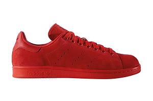 Кроссовки Adidas Stan Smith Red Suede