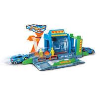 Fast Lane Mini Car Wash Playset Игровой набор мини автомойка