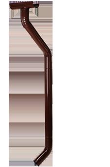Водосточная система с полимерным покрытием Vitan