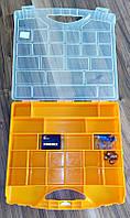 Ящик - чемодан (бокс) для рыбацких снастей.