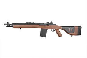 Штурмовая винтовка AEG CM032F - имитацыя дерева (CYM-01-015758) G
