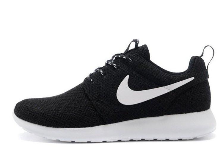 478ed686 Мужские кроссовки Nike Roshe Run II Black White - Обувь и одежда с  доставкой по Украине