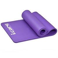 Коврик для йоги и фитнеса 10 мм I CARE JBD50514