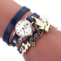 Эксклюзивные женские часы-браслет Ангел