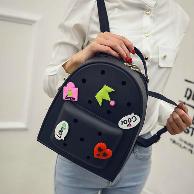 Силиконовый рюкзак